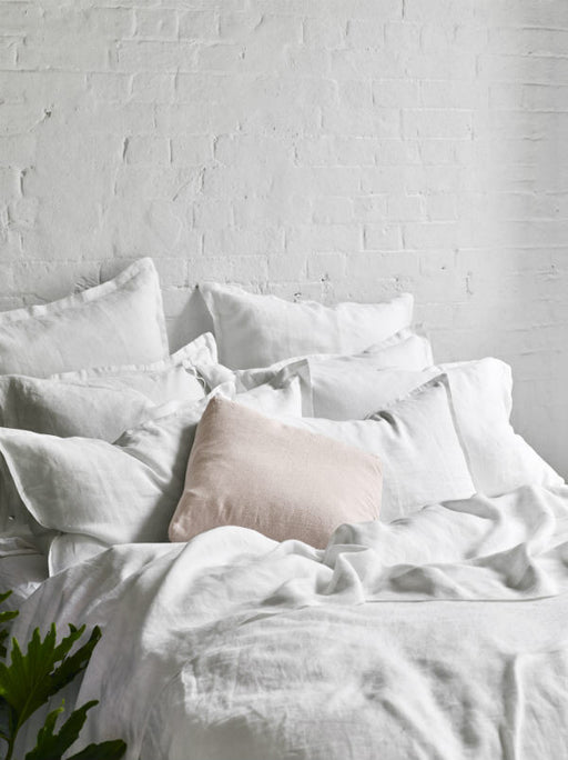 Sheets on the Line Decor Cushion Rose + Mono Cushion