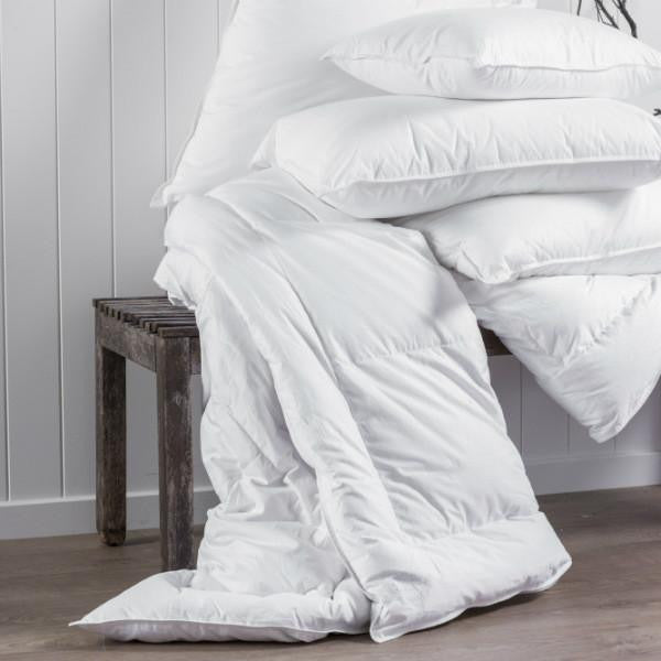 Feather Down Quilt   Doona   Duvet   Bed Linen   Sheets on the Line : feather down quilt - Adamdwight.com