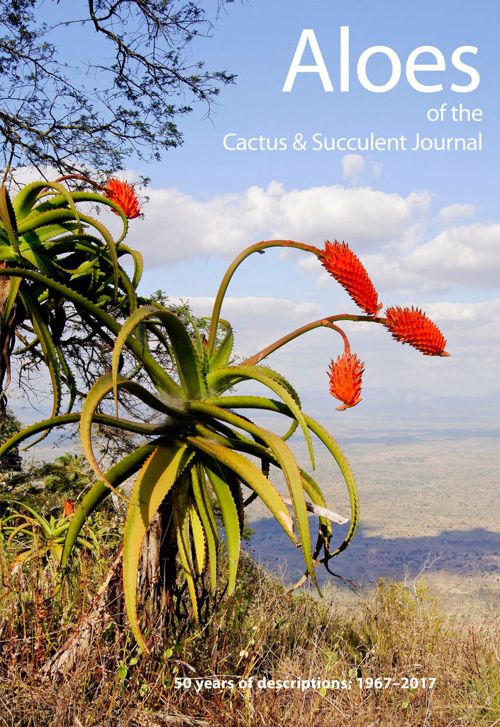 Aloes of the Cactus & Succulent Journal