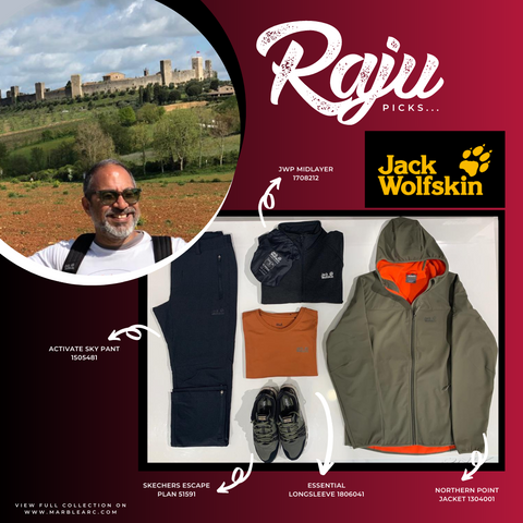 Autumn here and it means one thing... Raju picks his favourite collection!