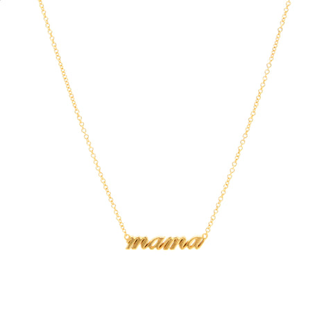 "The ""Hey Mama"" Necklace"