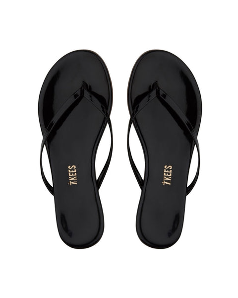 Licorice Gloss Flip Flop
