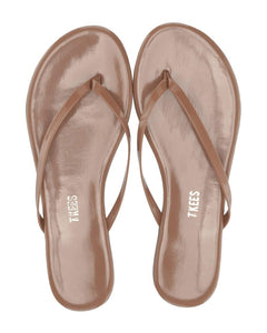 The Beach Bum Gloss Flip Flop