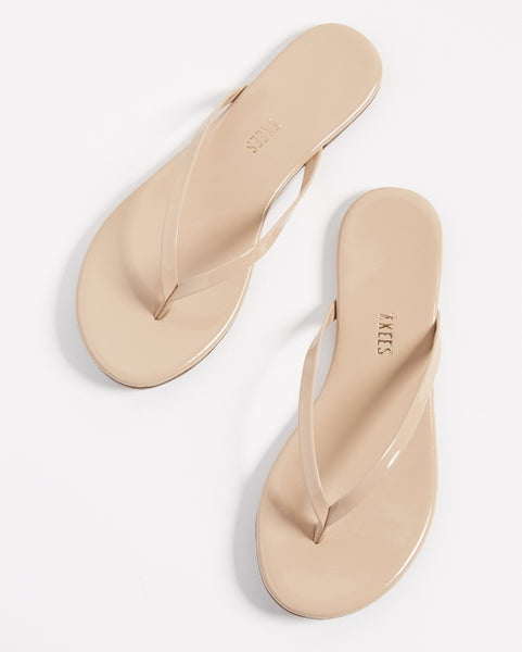 The Sunkissed Gloss Flip Flop