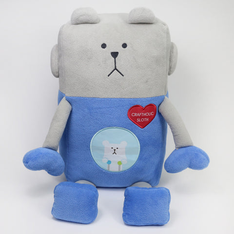 AS1644-2	Robot Craft Sloth M	CUSHION M