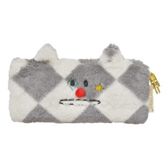 AS4848-80  PIERROT KORAT POUCH - Sale 40%