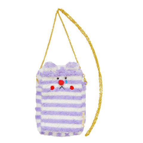 AS7348-70	Pierrot Sloth Sling Pouch L	Pouch