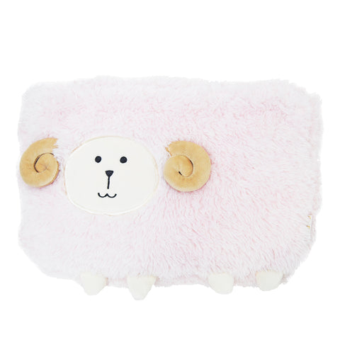 C3060-10  Sheep Craft Cushion blanket 70 x 100 cm Rab  Blanket