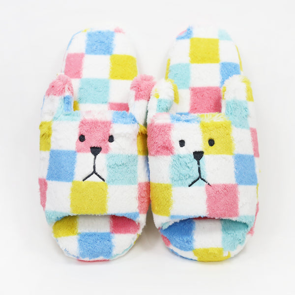 C4038-4	Ete Block Sloth Slipper