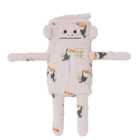 C652-42  Jungle Loris Tissue Cover