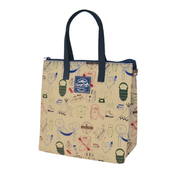 C7653-7  OdekakeCamp Lunch Bag