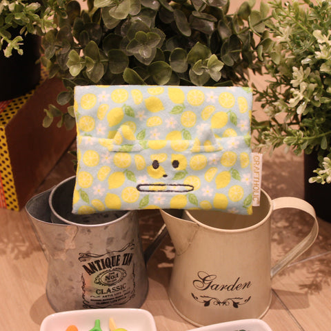 C12145-35  Tea Party Korat Tissue Pouch