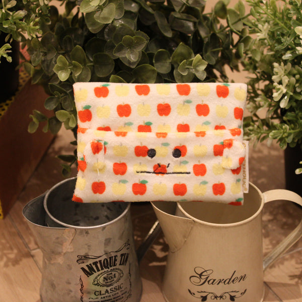 C12145-43  Tea Party Loris Tissue Pouch