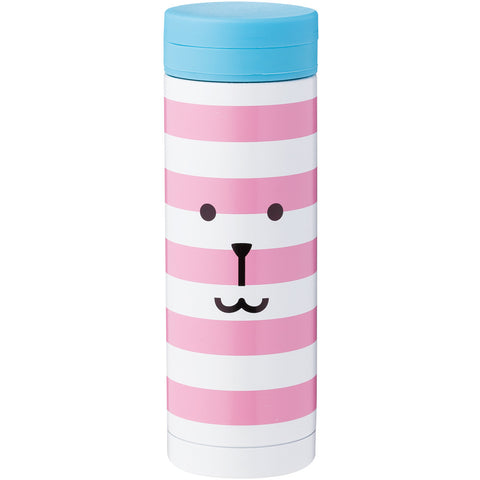 K4761-12  Pink Rab Stainless Bottle Kitchenware