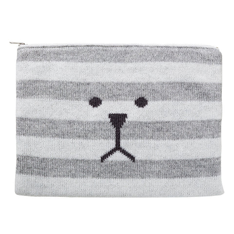 OC301-2  Otona Sloth Clutch Pouch - Sale 40%