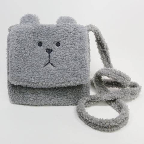SG4613-2 MOCO SLOTH GRAY SLING POUCH - Sale 40%