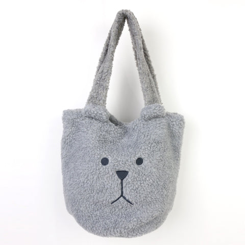 SG4713-2 MOCO SLOTH GRAY TOTE BAG - Sale 40%