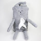 SG613-2   SLOTH GRAY TISSUE COVER - Sale 40%