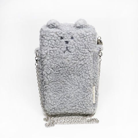 SG7313-2 MOCO SLOTH GRAY SLING POUCH VERTICAL - Sale 40%