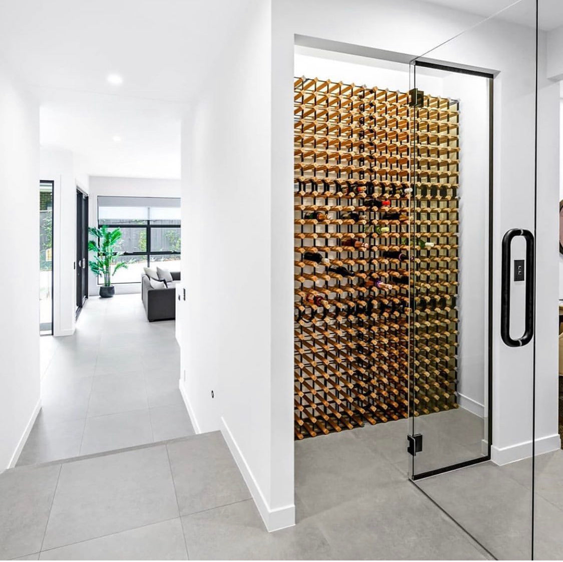 Customisable Wine Cellars