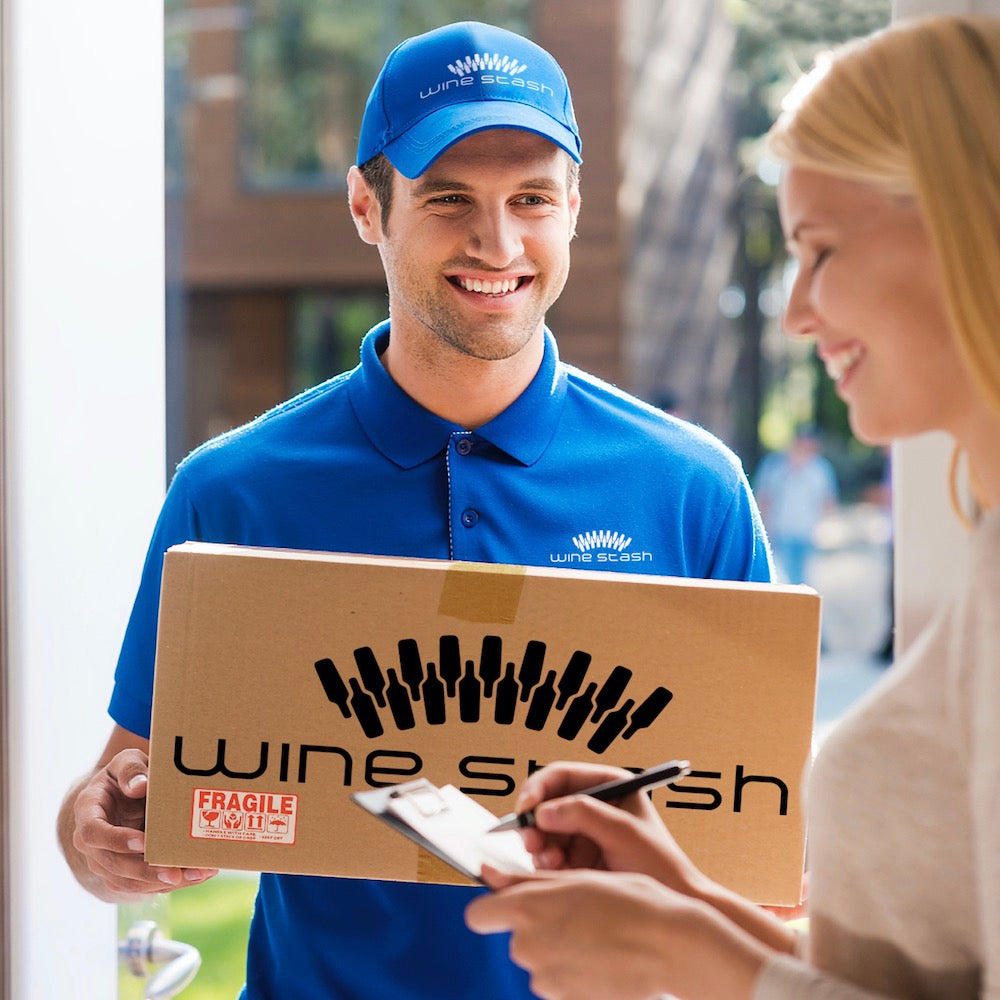 Wine Stash Delivery & Installation Services