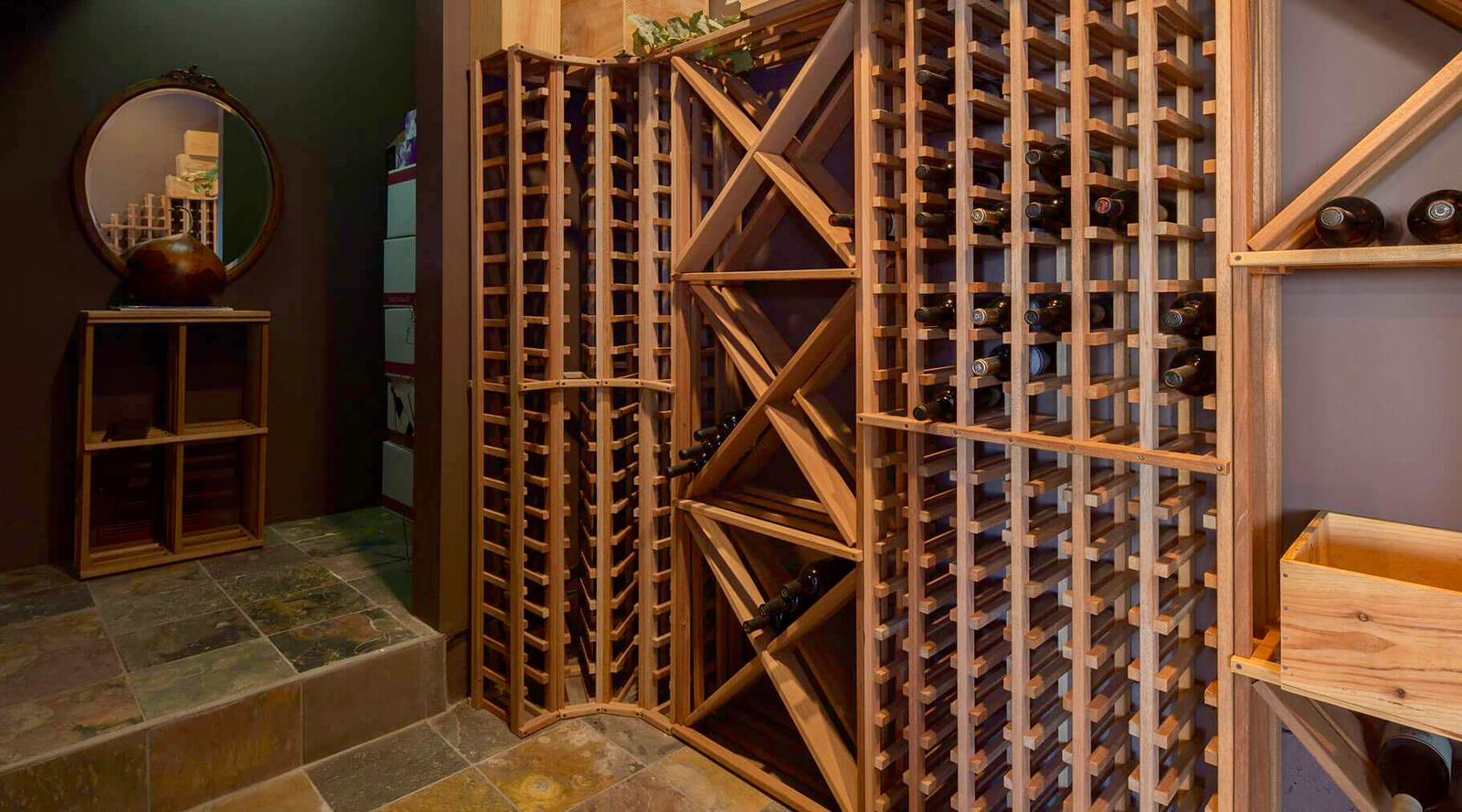 Mini Wine Cellar Ideas curate your dream wine cellar with wine stash. premium wine