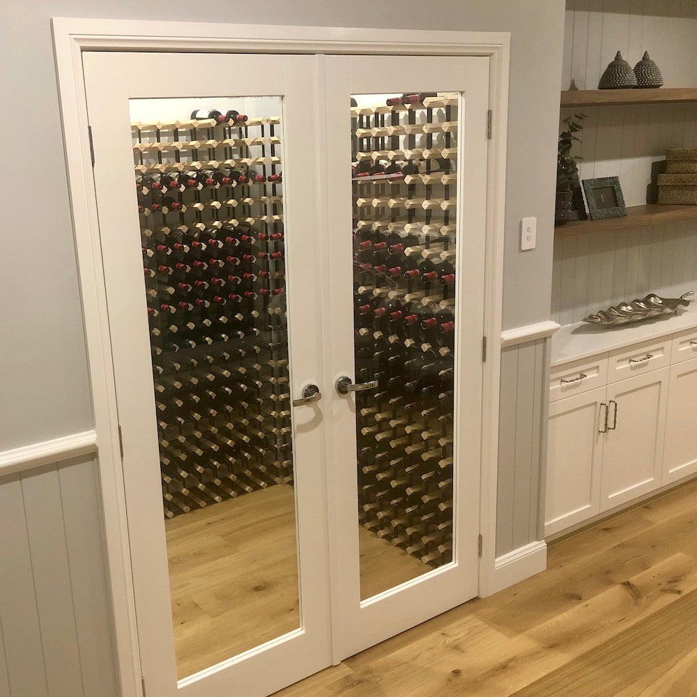 Wine Stash - Temperature & Humidity Control
