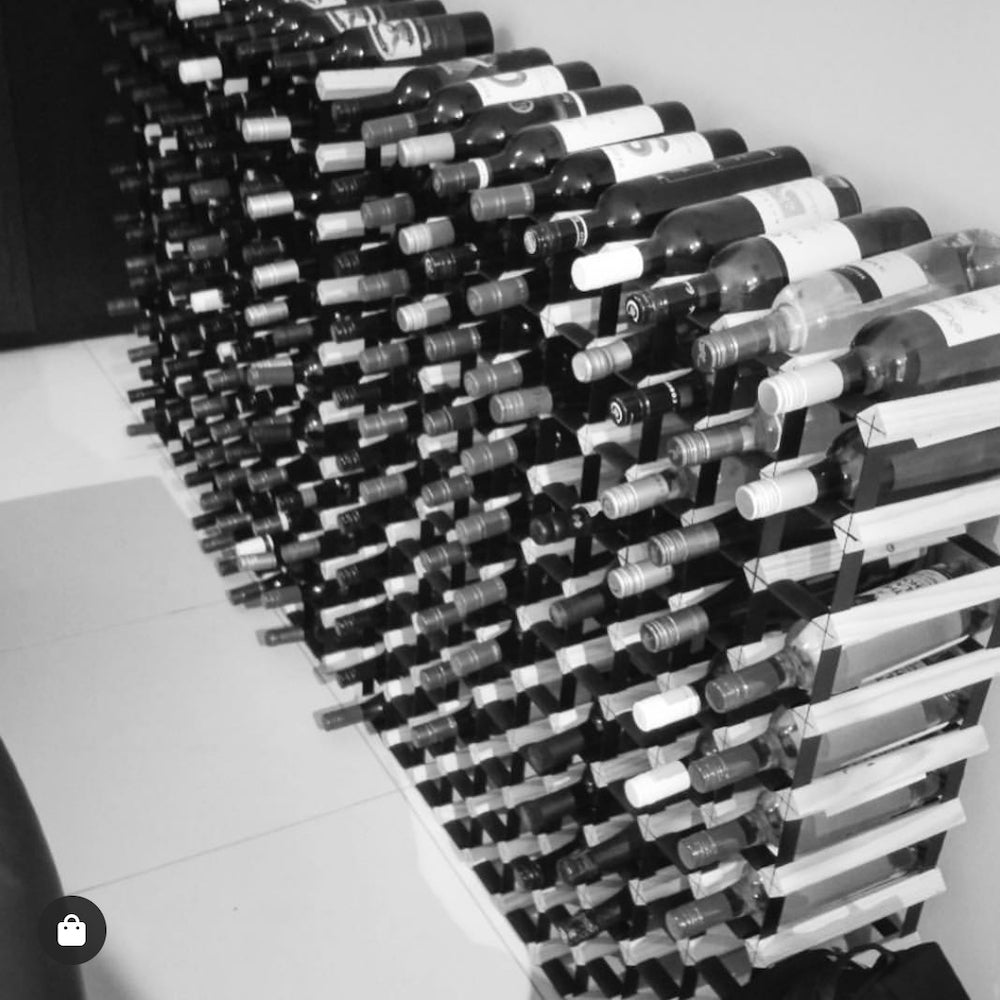 110 Bottle Wine Racks