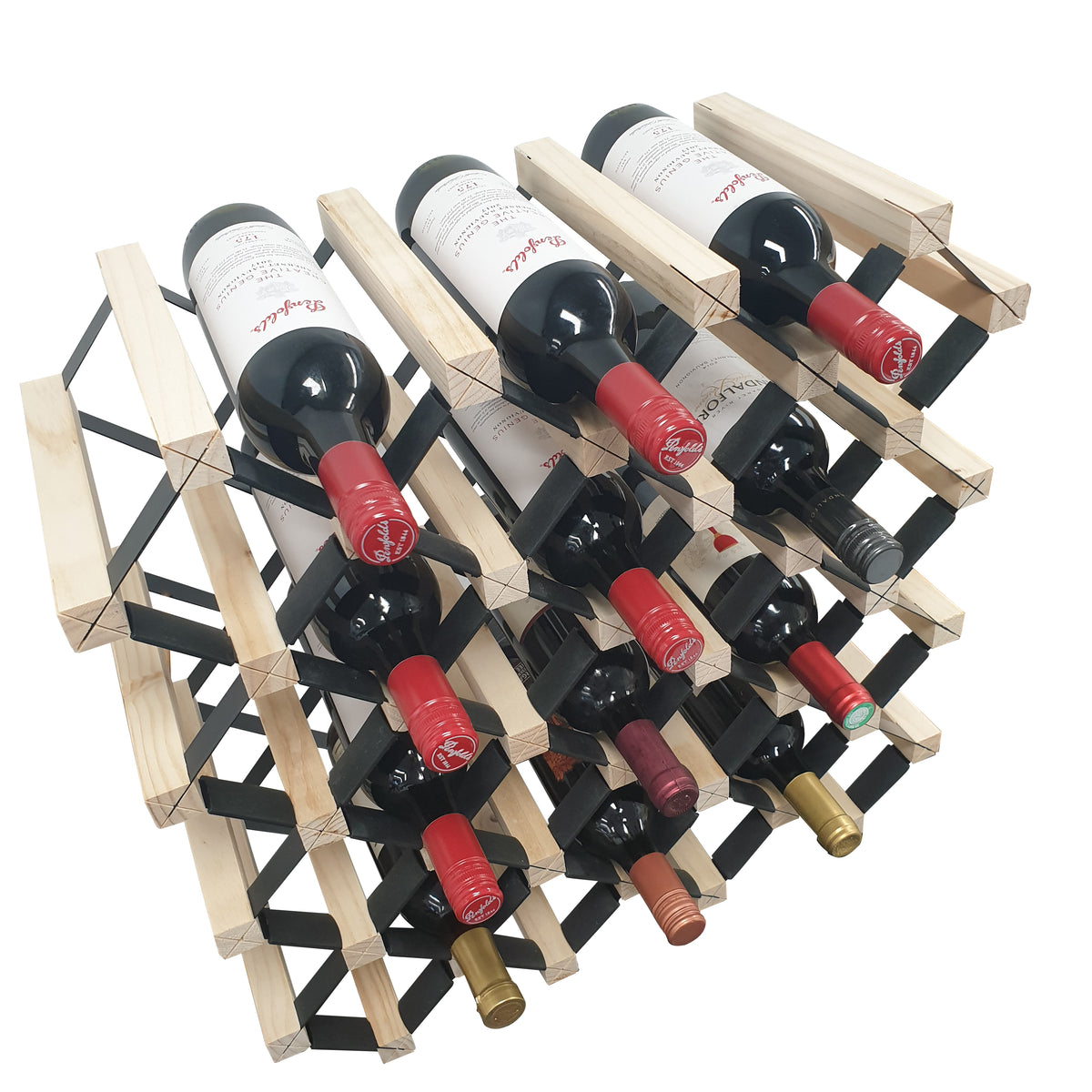 Diagonal Wine Racks for gifts and presents
