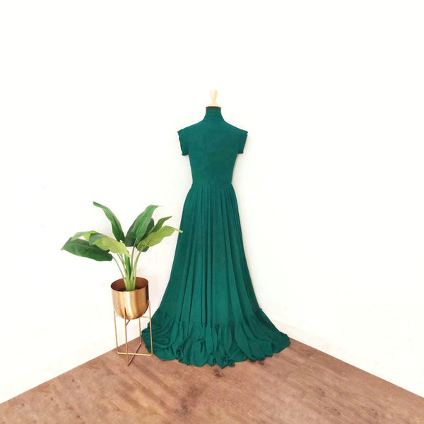 Shairee Green Frill