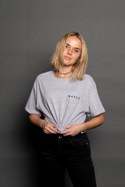 KAYEF LOGO SHIRT (gray)