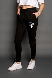 KF ROSE SWEATPANT (black)