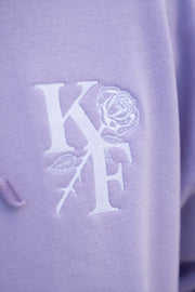 KF ROSE HOODY (pastell purple)