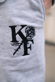 KF ROSE SWEATPANT (gray)