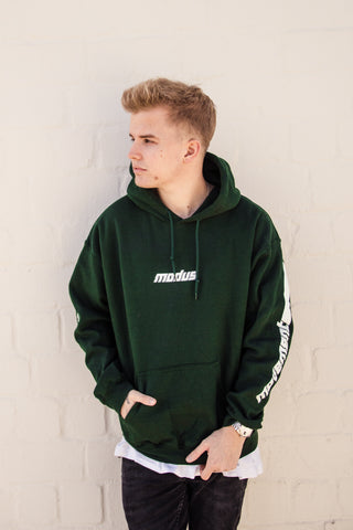 KAYEF Modus Movement Hoody (forestgreen)