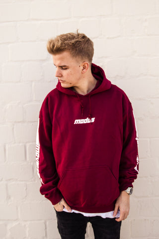 KAYEF Modus Movement Hoody (burgundy)