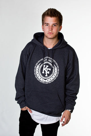 KAYEF KF Hoody (heather grey)