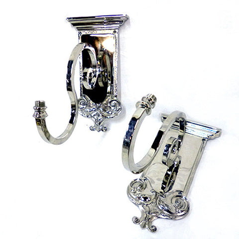 Rare pair of wall sconces