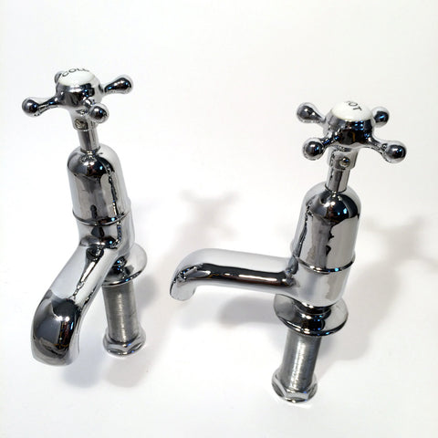 Edwardian bath taps
