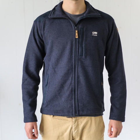 Buck Fleece FJALL RAVEN