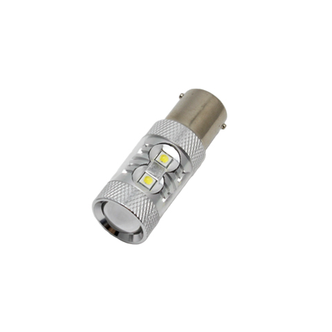 BA15S/1156/1157/382/P21W CREE LED 50W - Aurora Bulbs