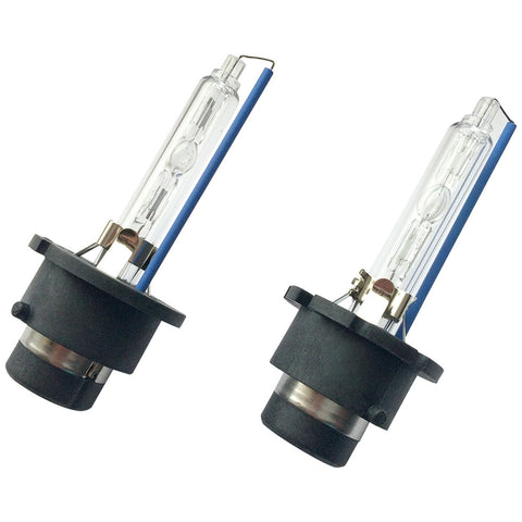 D2S HID BULBS (PAIR) - Aurora Bulbs