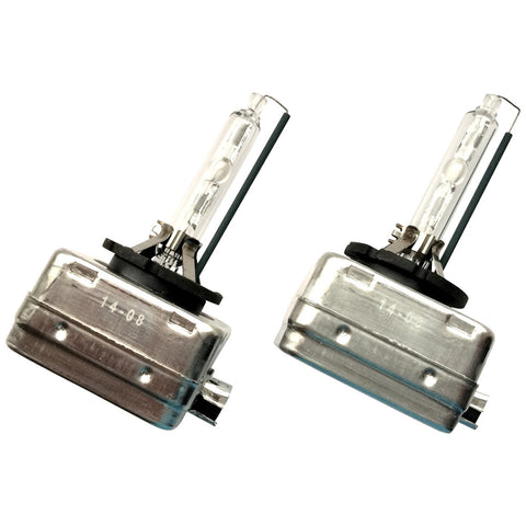 D3S HID BULBS (PAIR) - Aurora Bulbs