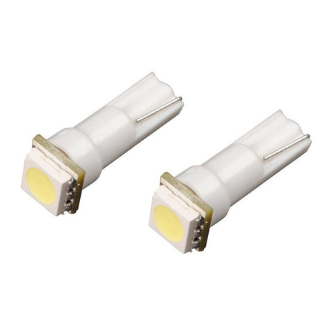 T5/286 Capless LED 5050 Bulbs (Pair) - Aurora Bulbs