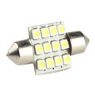 31MM 269 12 LED Festoon Bulb - Aurora Bulbs  - 1