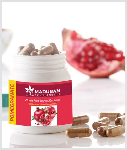 Pomegranate Whole Fruit Extract Powder