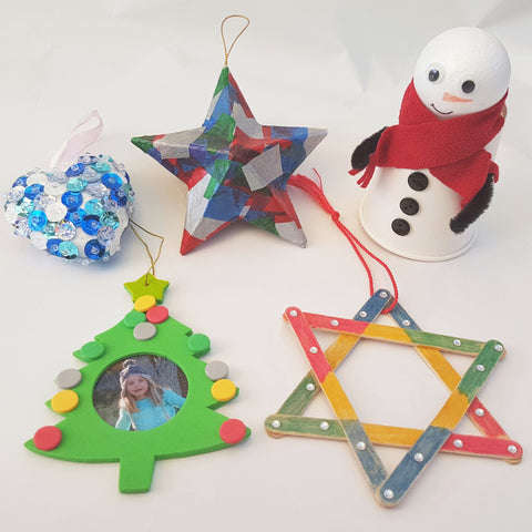 Christmas Decorations craft kit