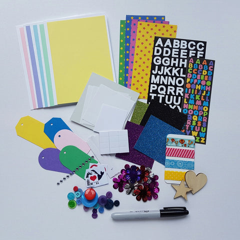 Cards & Tags craft kit