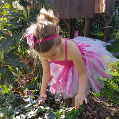 milkbox handmade girls tutu skirt custom made