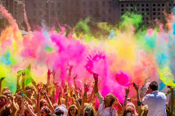 Do's and Don'ts for Holi, the Festival of Colors